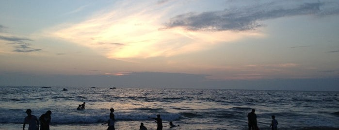 Calangute Beach is one of Incredible India.