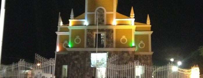 Igreja De Beberibe is one of Lugares guardados de Arquidiocese de Fortaleza.