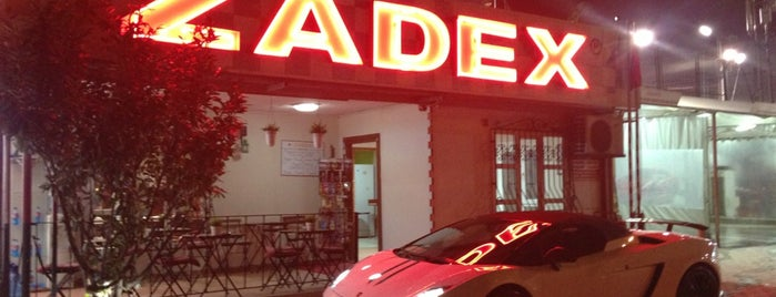 Zadex Professional Car Care is one of Lugares guardados de Fatih.