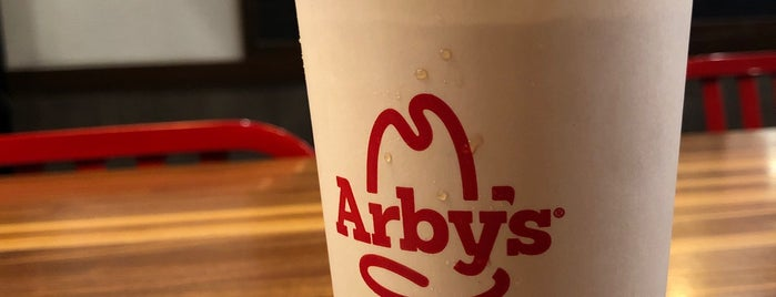 Arby's is one of USA NYC MAN NoMad.