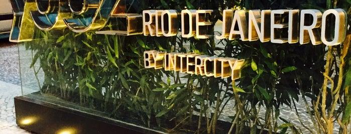 Yoo2 Rio de Janeiro is one of Destination: Rio.