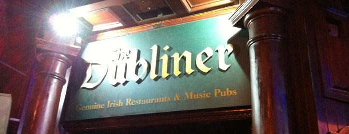The Dubliner is one of Orte, die Zhanna gefallen.