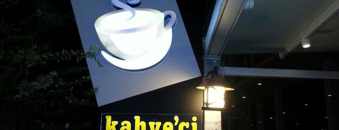 kahve'ci is one of favori mekânlarım.