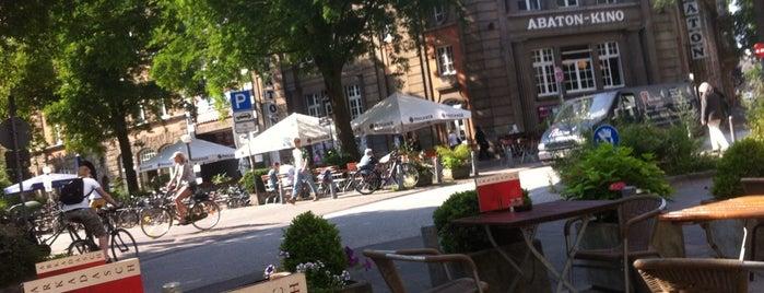 Arkadasch is one of To-Do-Hamburg.