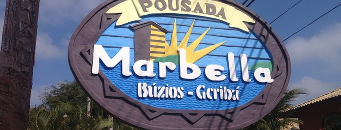 Pousada Marbella is one of Posti che sono piaciuti a Clivea.