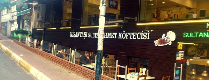 Nişantaşı S.Ahmet Köftecisi (Cevdet Usta) is one of N. Naz's Liked Places.