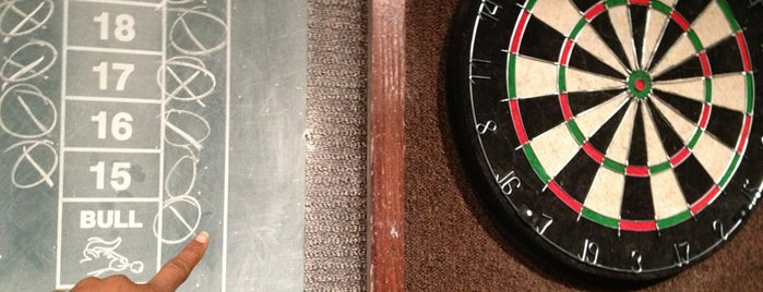 4 Best Dart Bars in Washington D.C.