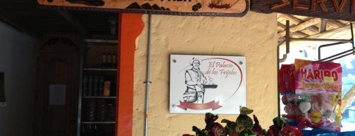 El Palacio De Los Frijoles is one of Posti che sono piaciuti a Federico.