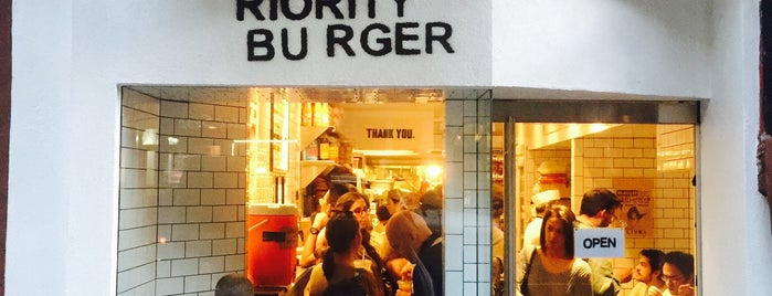 Superiority Burger is one of The Locals Only Guide to Eating & Drinking in NYC.