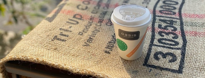 Oasis Coffee Roasters is one of Coffee Around the World.