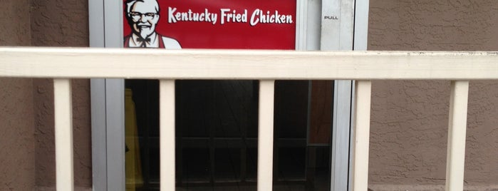 KFC is one of Lugares favoritos de Cralie.
