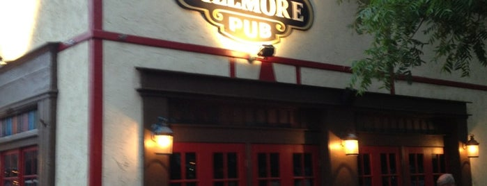 The Fillmore Pub is one of Locais curtidos por Claudia.