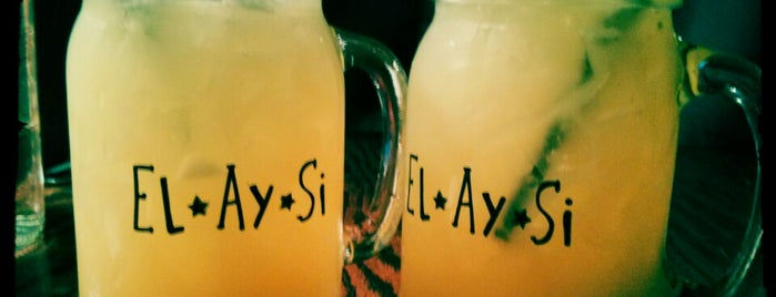 El Ay Si is one of American Restaurants to try.