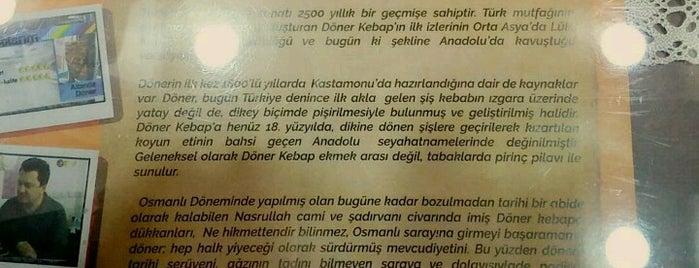 Altınöz Döner & Kebap is one of Lugares guardados de Aydın.