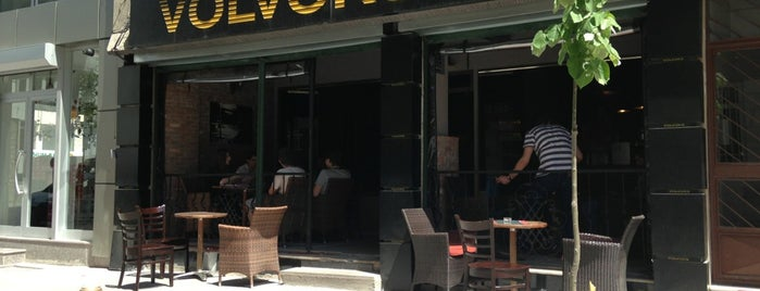 Volvoks Cafe & Bistro is one of Must-see seafood places in Eskişehir.