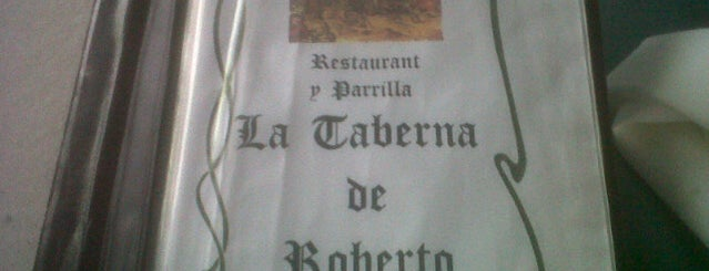 La Taberna de Roberto is one of Lieux sauvegardés par Soledad.