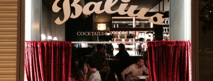Balius is one of Wifi places in Barcelona.