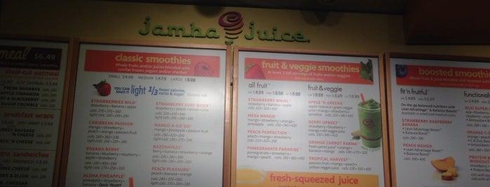 Jamba Juice is one of Lugares favoritos de Alec.