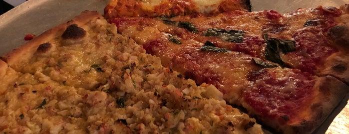 Artichoke Pizza is one of BushwickSpotz.