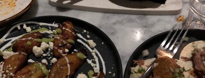 Las Santas is one of To-Do: North BK Eats.