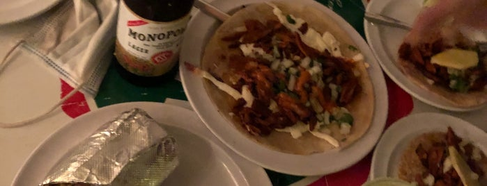 Tacombi is one of NYC Best GROUP Food Spots.