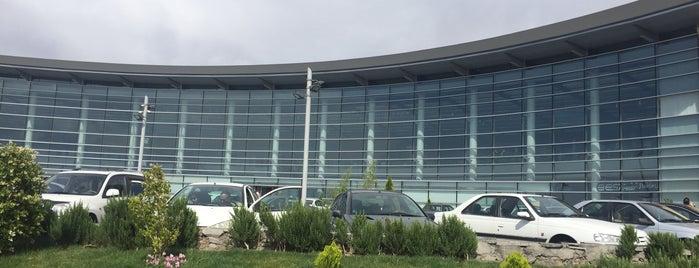 Mehr-o-Mah Complex | مجتمع تجاری مهر و ماه is one of shopping centers.