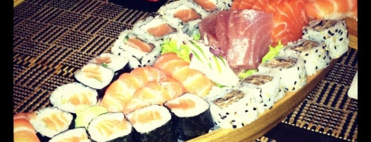 Taikô Sushi is one of Comer em Passo Fundo.