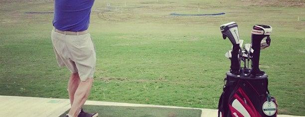 Joe Caruso Golf Range is one of สถานที่ที่ Ron ถูกใจ.