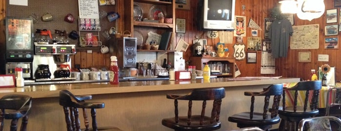 Old Log Cabin Inn is one of Route 66 Roadtrip.
