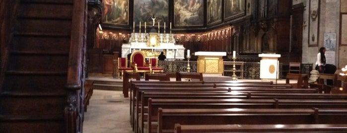 Basilique Notre-Dame-des-Victoires is one of Paris Religiosa.