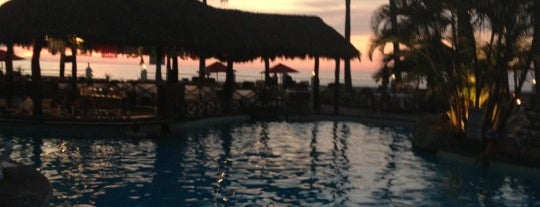 Plaza Pelicanos Grand Beach Resort is one of Puerto Vallarta Hotels.
