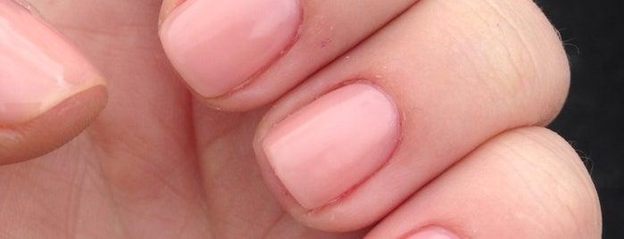 Napa Nails is one of Locais curtidos por Natalie.