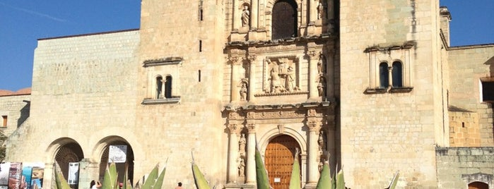 Templo de Santo Domingo de Guzmán is one of Oaxaca.