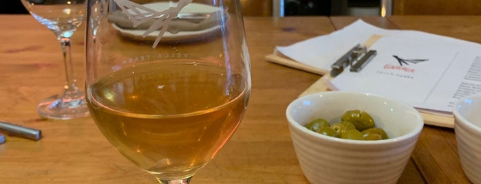 Garage Bar is one of Natural wines in Barcelona.