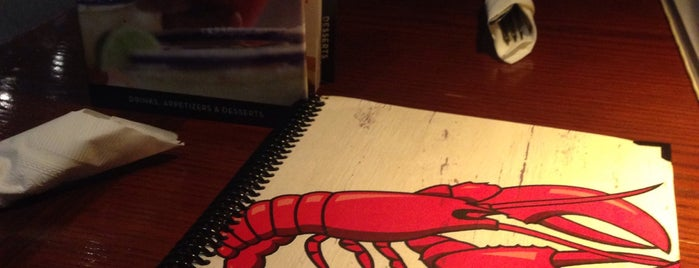 Red Lobster is one of Lugares favoritos de Jessica.
