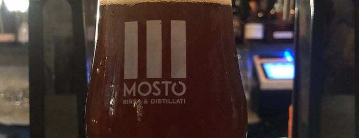 Mosto - Birra&Distillati is one of Napoli.