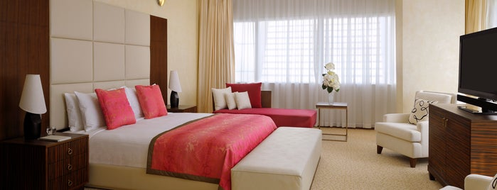 Nassima Royal Hotel is one of UAE.