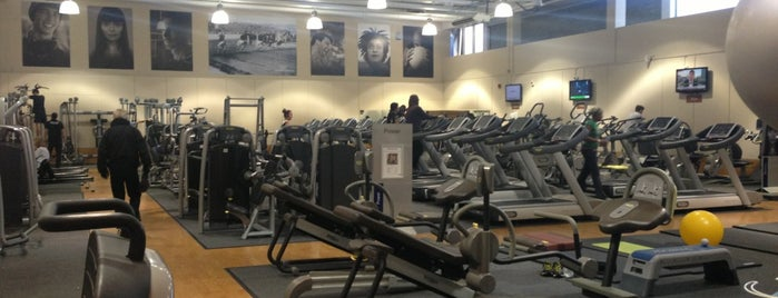 Better Gym Crystal Palace is one of GLL Leisure Centres, Gyms, Pools.