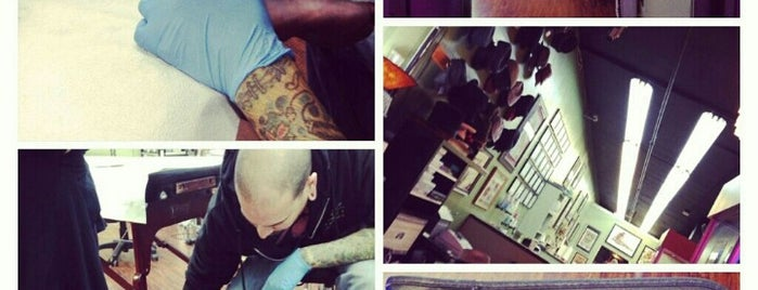 Nathan's Tattoo and Piercing is one of BEST of CSUN 2012.