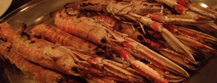 Fishalida Sea-food is one of Have been.