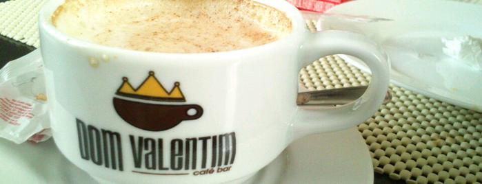 Dom Valentim Café is one of Belém - Turistão Bonzão.