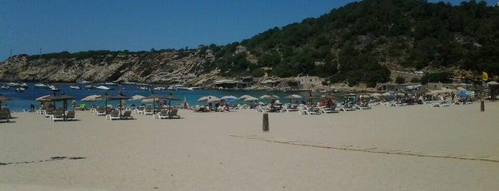 Cala Vedella is one of seajoy : понравившиеся места.