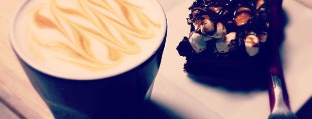 CoffeeStation is one of уютиться.