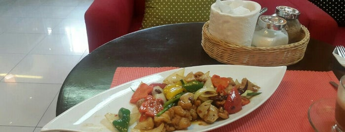 Baan Dinso Thai Food is one of Екатерина's Liked Places.