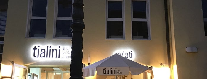 tialini is one of Freiburg.
