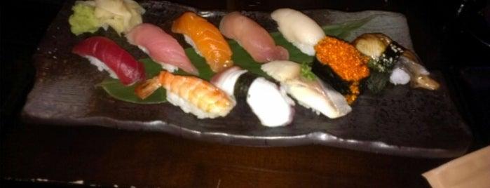 Takara Sushi is one of San Fran.
