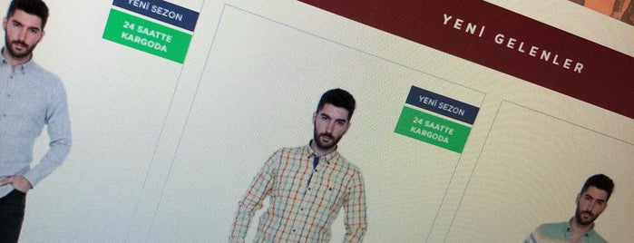 Gömlex Online Store is one of Ufuk : понравившиеся места.