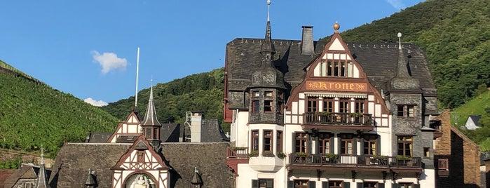 Hotel Krone is one of Essen / Trinken Hessen.