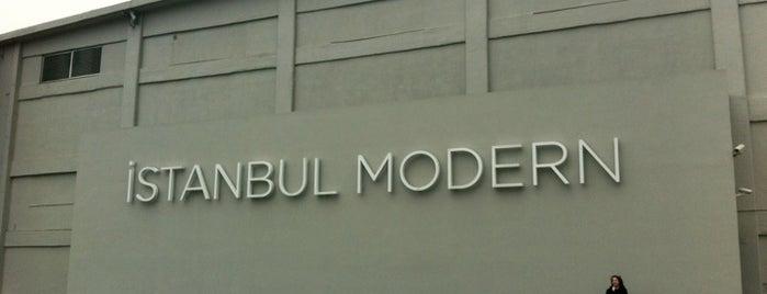 İstanbul Modern is one of istanbul gezi listesi.