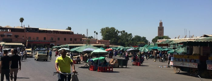 Lahandira-Marrakech is one of Nous Year's Yves (Morocco & Paris).